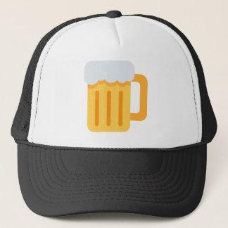 Beer time emoji truckerkappe
