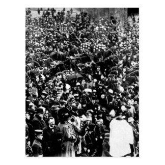 Beerdigungen des sailors_War Bildes Postkarten
