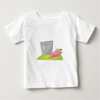 Beerdigungs-Wölbung Baby T-shirt