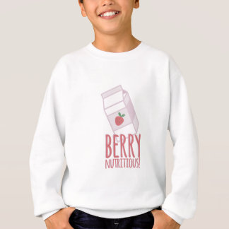 Beere nahrhaft sweatshirt