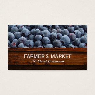Beeren/Bauers-Märkte Visitenkarte