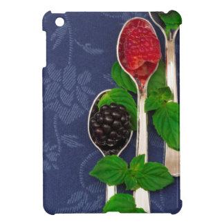 Beerenobsthintergrund iPad Mini Hülle