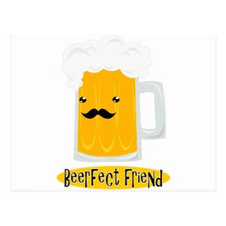 Beerfect Freund Postkarte