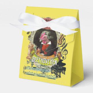 Beethovehen große Tierkomponist-Beethoven-Henne Geschenkkarton