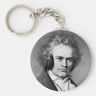 Beethoven-Felsen Schlüsselanhänger