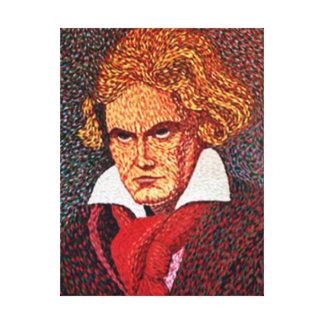 Beethoven Leinwanddruck