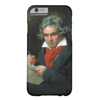 Beethoven-Porträt Vintag Barely There iPhone 6 Hülle