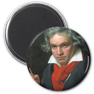 Beethoven-Produkt-Kunst-klassische Sammlung Magnete