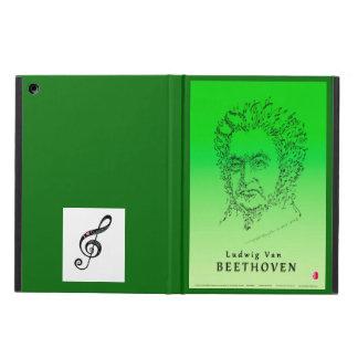 Beethoven stellen die Musik gegenüber