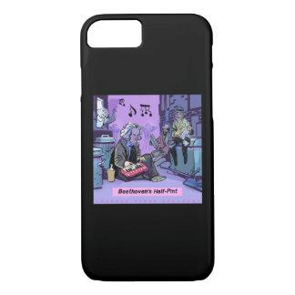 Beethovens halbes halbes Liter lustiges iPhone 8/7 iPhone 8/7 Hülle