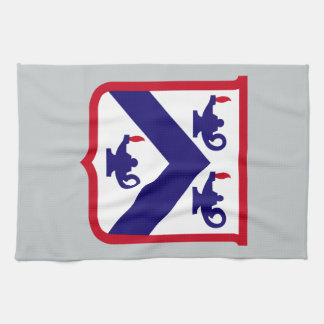 Befehl u. Uni Fort Leavenworth General-Personal Geschirrtuch