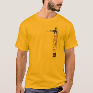 Befehle und Farben T-Shirt