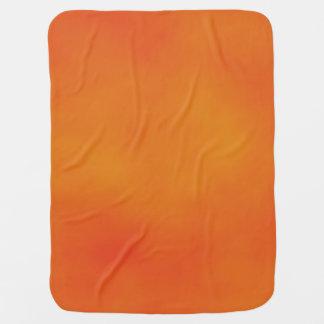 Befleckte Orange u. Gelb Puckdecke
