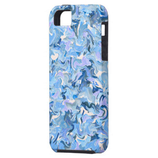 Beflecktes Glas-Fraktal - abstrakter Kunst iPhone  iPhone 5 Cover