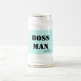 beFragrant Stein-Chef-Mann Bierglas