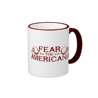 Befürchten Sie das Americana Ringer Tasse