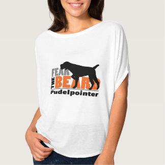 Befürchten Sie den Bart - Pudelpointer T-Shirt