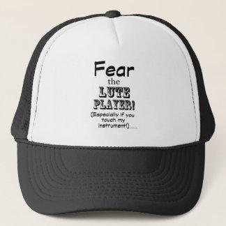 Befürchten Sie den Dichtungskitt-Spieler Truckerkappe