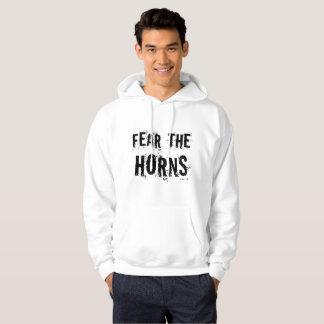 Befürchten Sie den Horn-lustigen französisches Hoodie