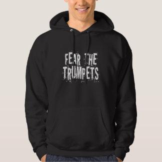 Befürchten Sie den TrompetenHoodie Kapuzensweatshirts