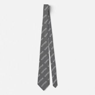 Begabtes Konzept Krawatte