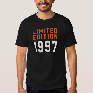 Begrenzte Ausgabe 18 Geburtstags-Entwürfe Hemd
