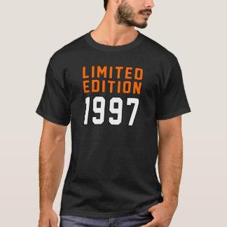 Begrenzte Ausgabe 18 Geburtstags-Entwürfe T-Shirt