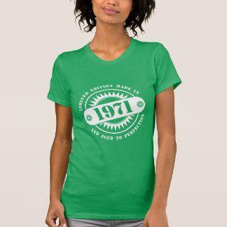 BEGRENZTE AUSGABE IM JAHRE 1971 GEMACHT T-Shirt