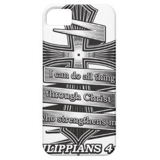 Begrenzte Ausgabephilippians-4:13 christliche Etui Fürs iPhone 5