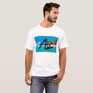 Begrenzter grundlegender weißer LandwirtschaftsT - T-Shirt