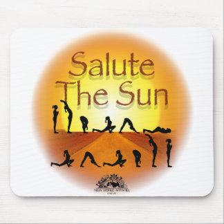 Begrüßen Sie den Sun Mauspad
