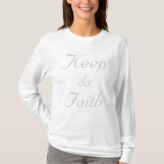Behalten Sie DA-Glauben - Hoodie