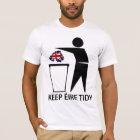 Behalten Sie Eire sauber T-Shirt