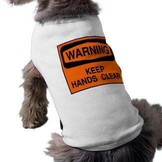 Behalten Sie Hände klar Shirt
