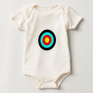Behalten Sie Ihr Auge auf dem Ziel - Baby Strampler