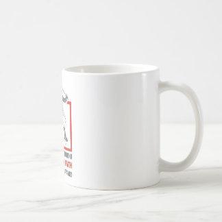 Behalten Sie Ihren Glauben, schützen Sie Ihre Kaffeetasse