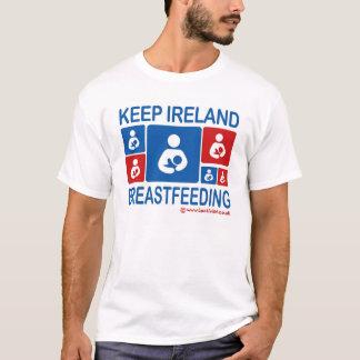 Behalten Sie Irland-Stillen T-Shirt