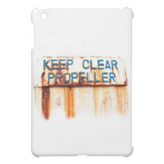 Behalten Sie klar! iPad Mini Hülle