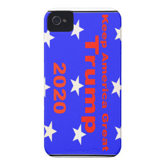 Behalten Sie politischen Slogan Amerikas große… iPhone 4 Case-Mate Hülle