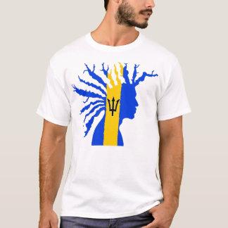 Behalten Sie Ruhe, die es ein Bajan tönt T - Shirt