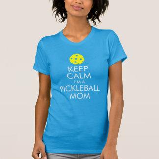 """""""Behalten Sie Ruhe, die ich eine Pickleball T-Shirt"""