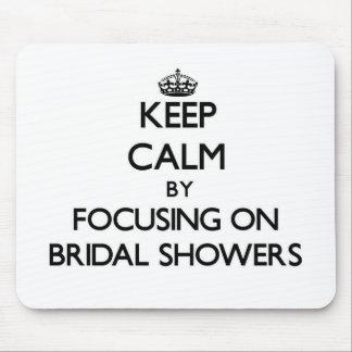 Behalten Sie Ruhe indem Sie auf Brautpartys sich