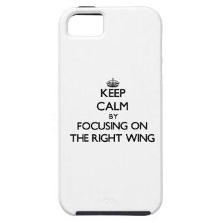 Behalten Sie Ruhe, indem Sie auf den rechten iPhone 5 Hülle