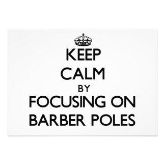 Behalten Sie Ruhe indem Sie auf Friseur Polen