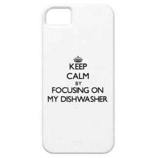 Behalten Sie Ruhe, indem Sie auf meine Etui Fürs iPhone 5