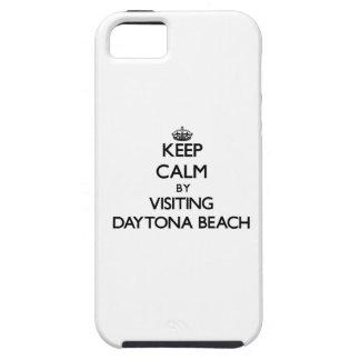 Behalten Sie Ruhe, indem Sie Daytona Beach Florida iPhone 5 Hüllen