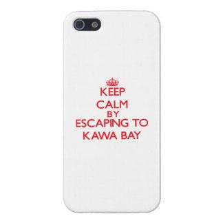 Behalten Sie Ruhe indem Sie zu Kawa Bucht Hawaii Schutzhülle Fürs iPhone 5