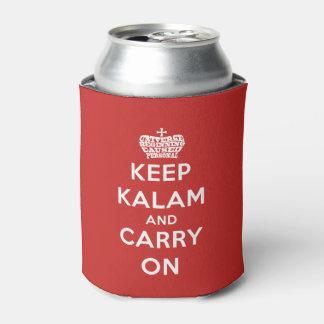 Behalten Sie Ruhe/Kalam Apologetics kann cooleres Dosenkühler