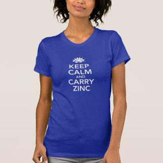 Behalten Sie Ruhe T-Shirt