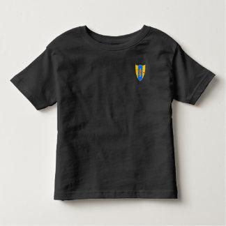 Behalten Sie Ruhe und CAV auf Kleinkind T Kleinkind T-shirt
